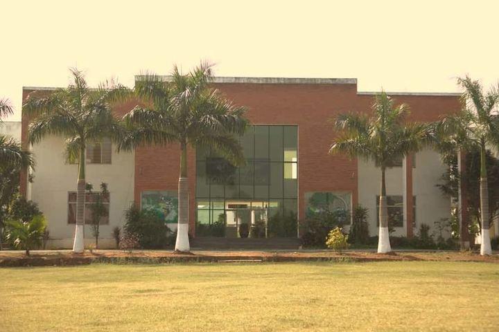 Ameya World School-Campus View