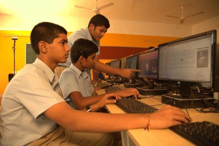Ameya World School-Computer Lab
