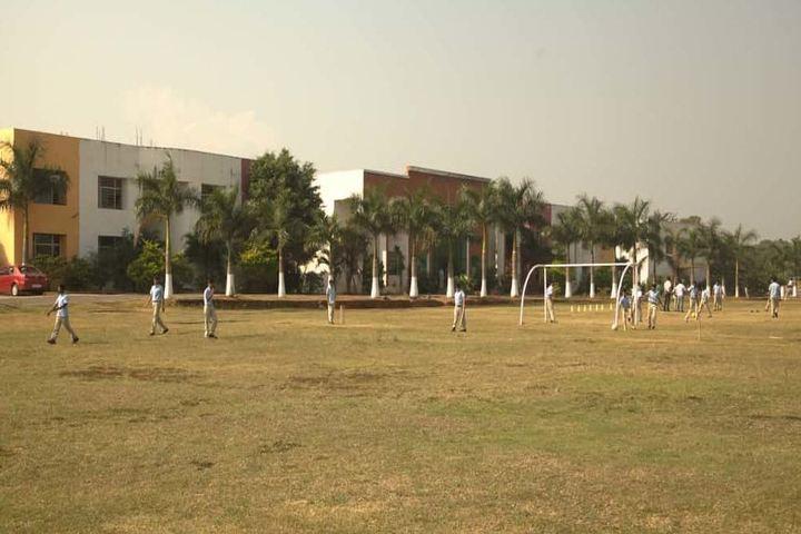 Ameya World School-Play Ground