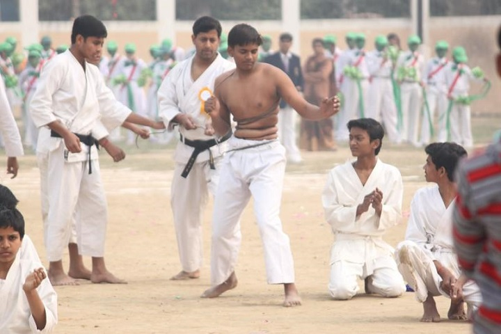 Infant Jesus School- Karate