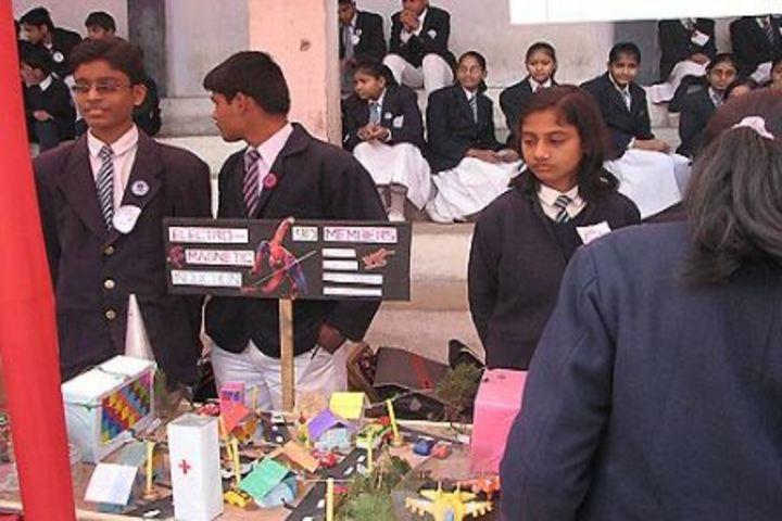 Infant Jesus School-School Exhibition