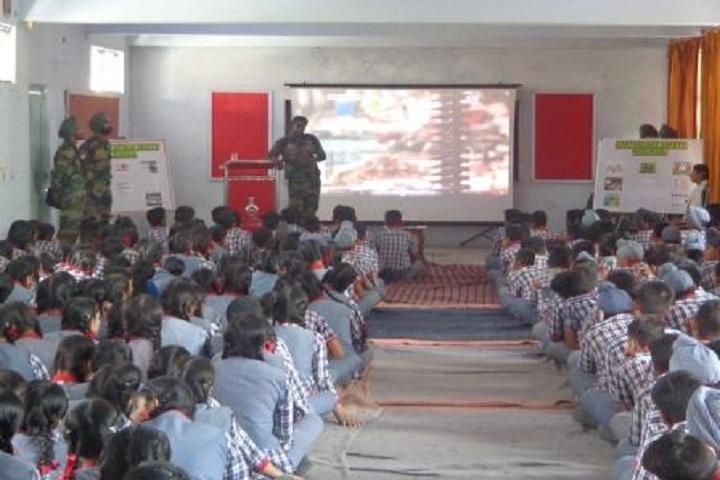 Kendriya Vidyalaya-Mock drill workshop