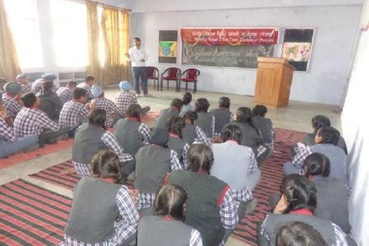 Kendriya Vidyalaya-Vigilance awareness week