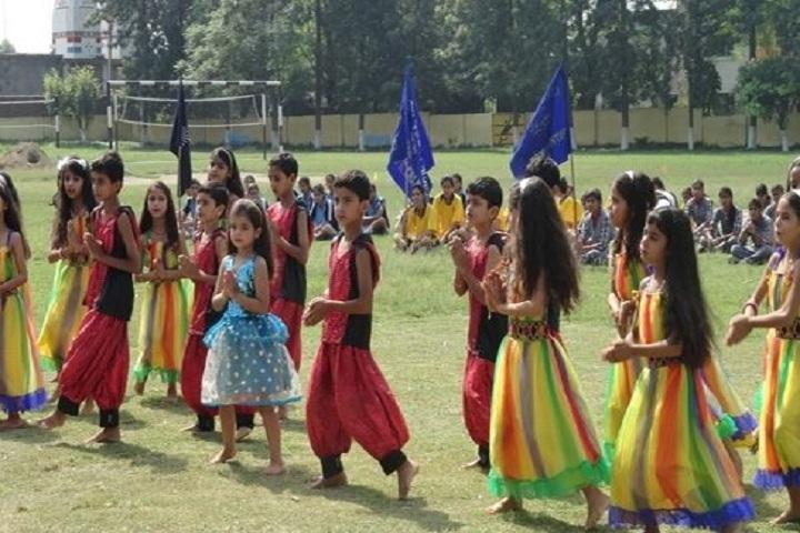 Kendriya Vidyalaya-Cultural Program