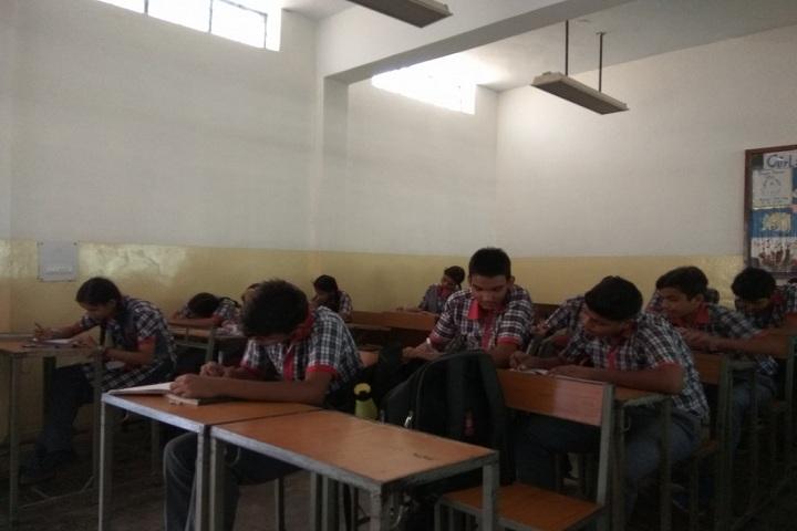 Kendriya Vidyalaya-Essay Writting