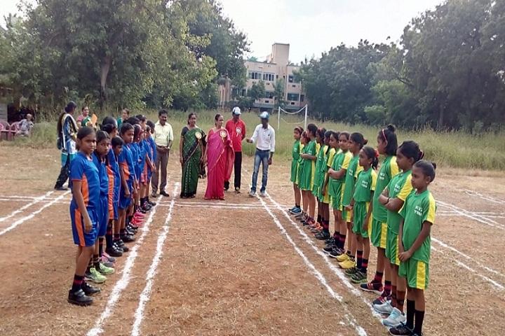 Kendriya Vidyalaya-Sports Competition