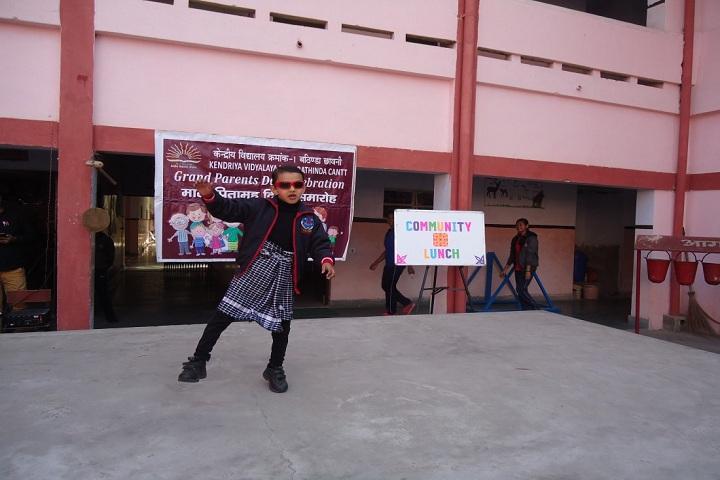 Kendriya Vidyalaya No 1-Dance Performance
