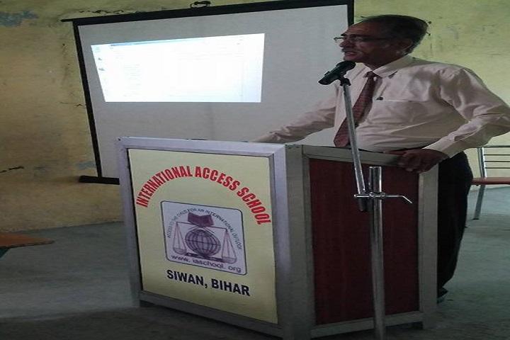 International Access School-Speech