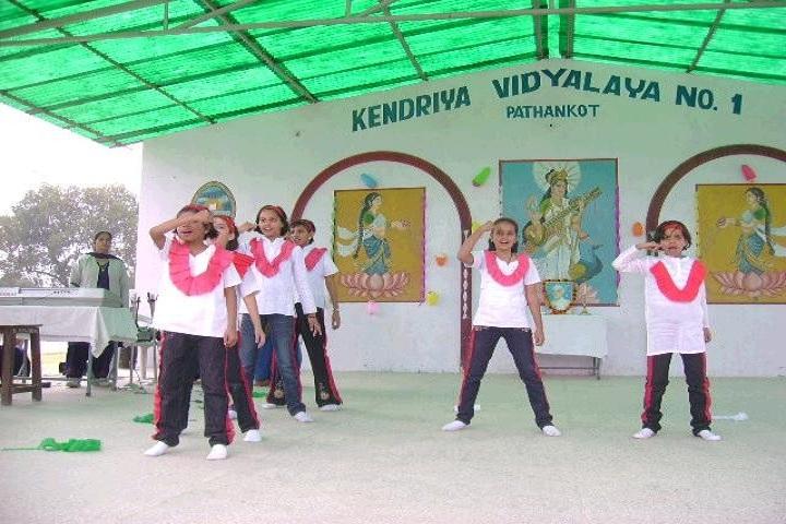 Kendriya Vidyalaya No 1-Celebrations
