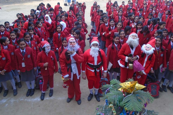 International School-Christmas Celebrations