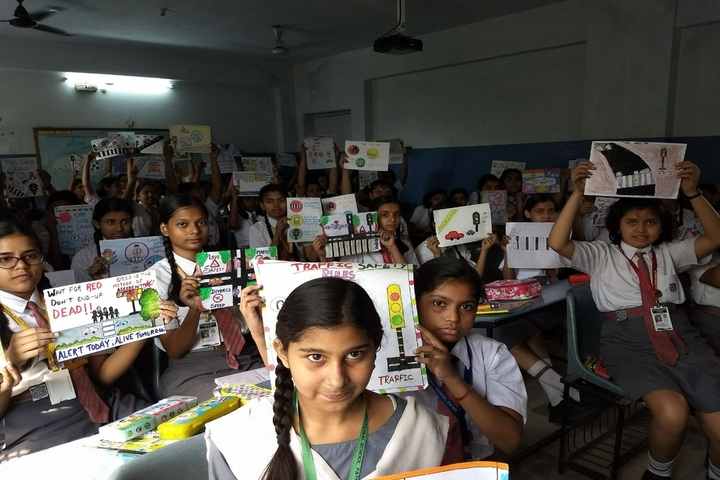 International School-Drawing Competition