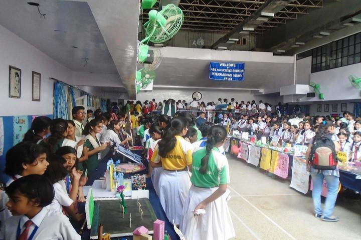 International School-Science Exhibition