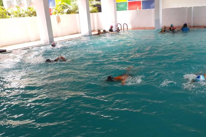 International School-Swimming Pool