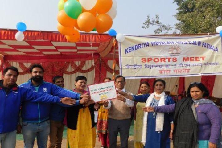 Kendriya Vidyalaya No 2-Annual Sports