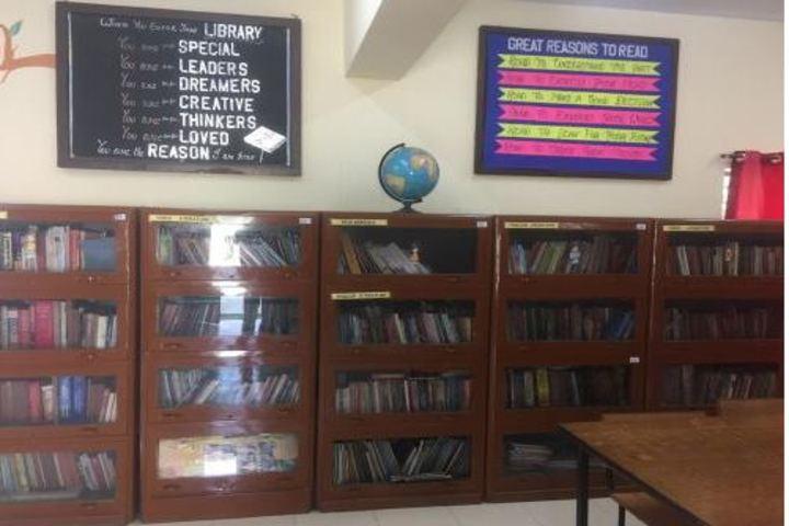 Kendriya Vidyalaya No 3-Library