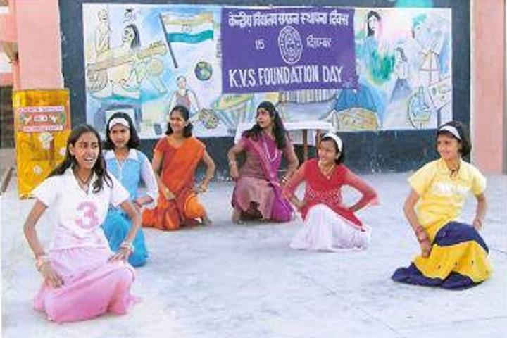 Kendriya Vidyalaya No 4-Dancing Activity