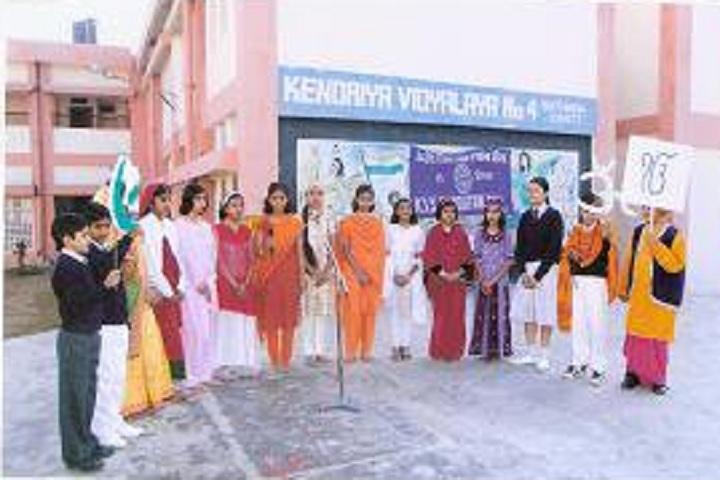 Kendriya Vidyalaya No 4-Music Activity