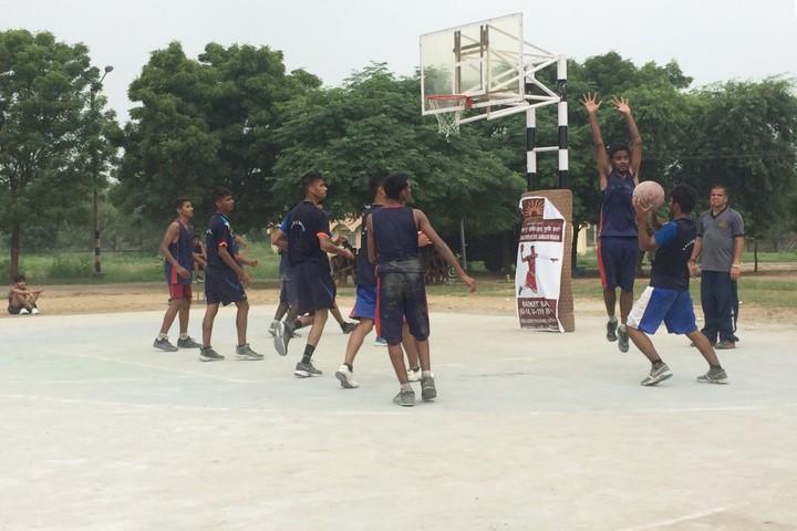Kendriya Vidyalaya No 5-Basket Ball Ground