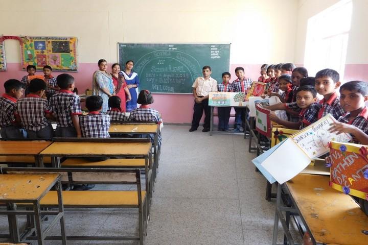 Kendriya Vidyalaya No 5-Classroom