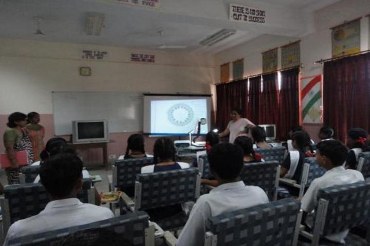 Kendriya Vidyalaya No 5-Digital Classroom