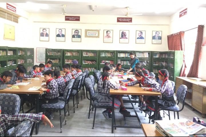 Kendriya Vidyalaya No 5-Library
