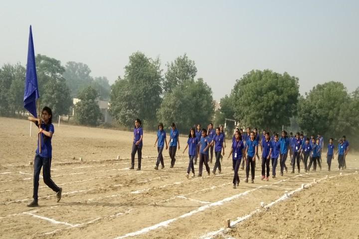 Kendriya Vidyalaya No 5-Sports Day