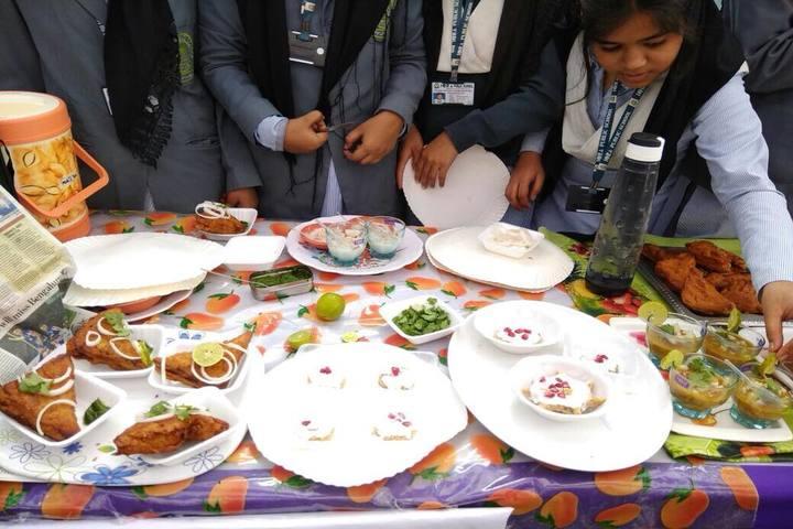 Iqra Public School-Cooking Event