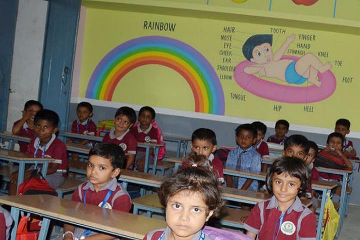 Iqra Public School-Classroom