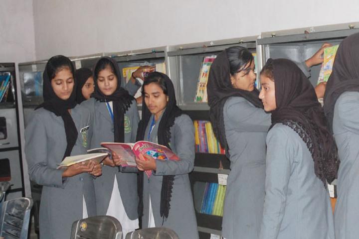Iqra Public School-Library