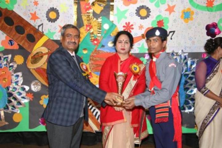 Kendriya Vidyalya No.2-Annual Prize Distribution