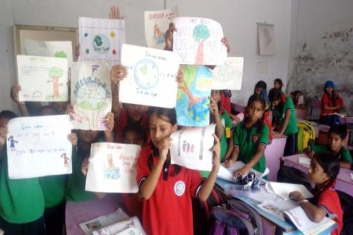 Kendriya Vidyalya No.2-Classroom Activity