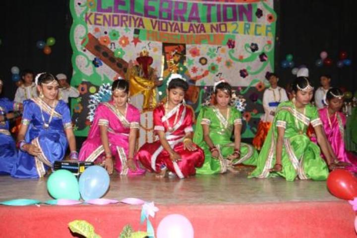 Kendriya Vidyalya No.2-Cultural Fest