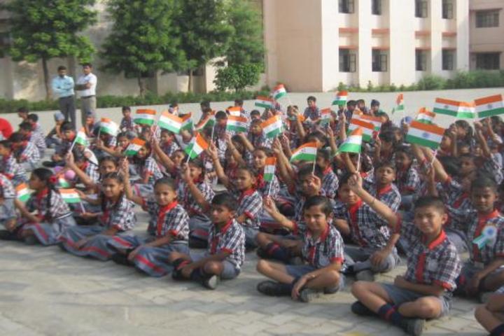 Kendriya Vidyalya No.2-Independence Day