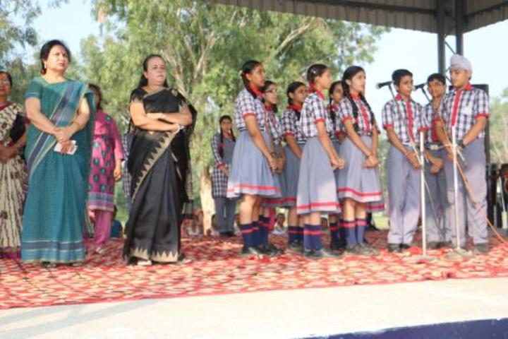Kendriya Vidyalya No.2-Music Activity