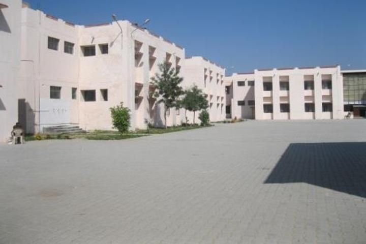 Kendriya Vidyalya No.2-School Building