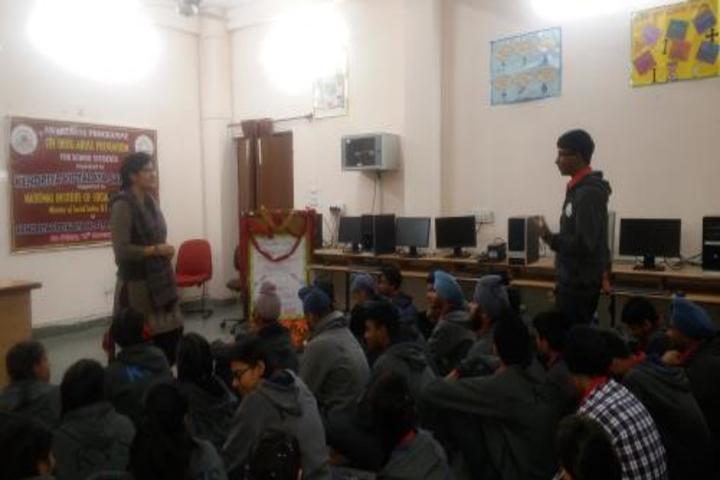 Kendriya Vidyalya No.2-Workshop