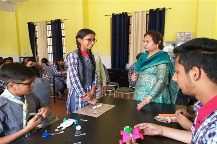 Kendriya Vidyalya-Classroom Activity