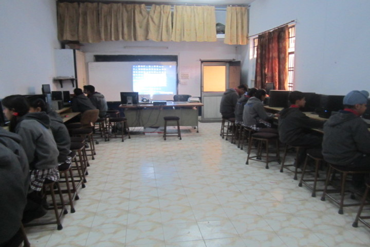 Kendriya Vidyalya-Computer Lab