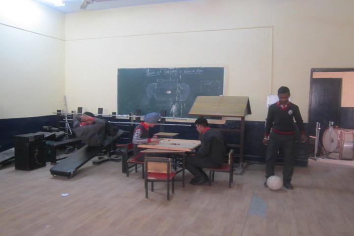 Kendriya Vidyalya-Indoor Games