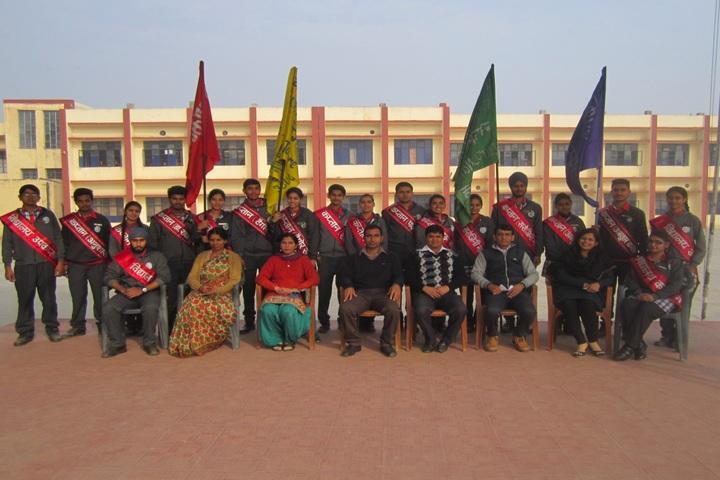 Kendriya Vidyalya-Investiture Ceremony