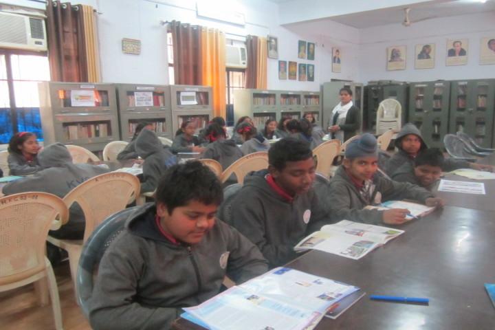 Kendriya Vidyalya-Library