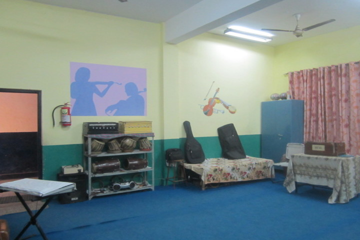 Kendriya Vidyalya-Music Room