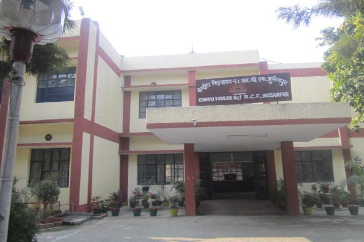 Kendriya Vidyalya-School Building