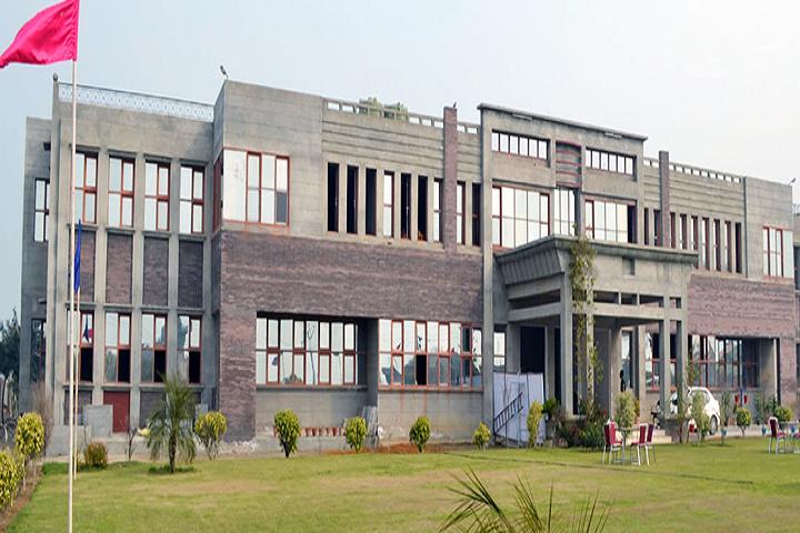 Keshav Public Senior Secondary School-Campus-View