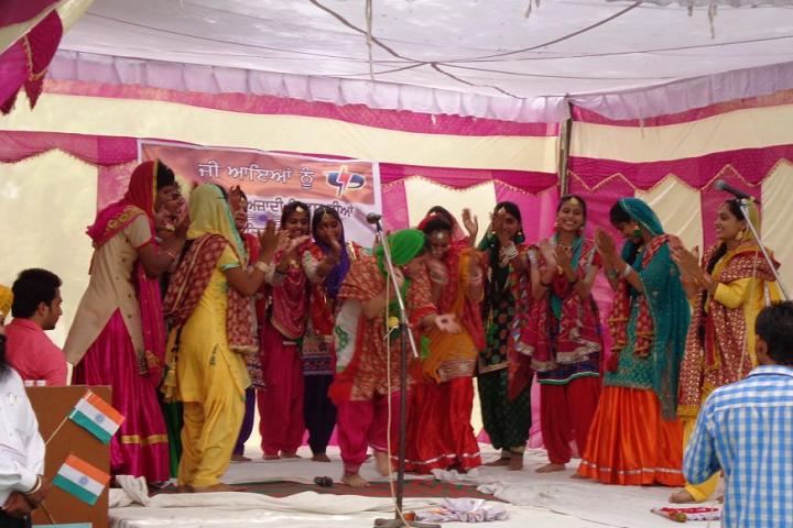 Keshav Public Senior Secondary School-Dance