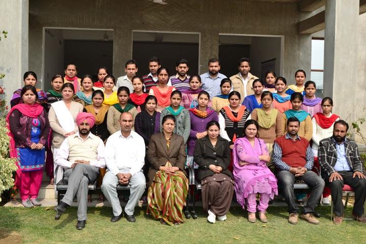 Keshav Public Senior Secondary School-Staff