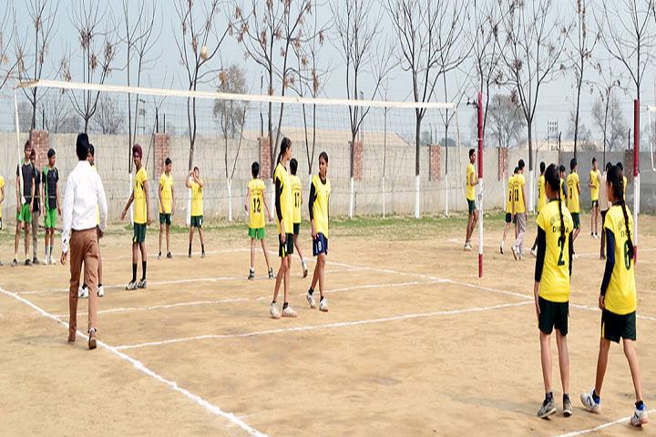 Keshav Public Senior Secondary School-Sports