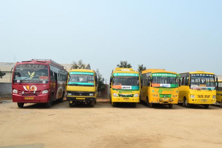 Keshav Public Senior Secondary School-Transports