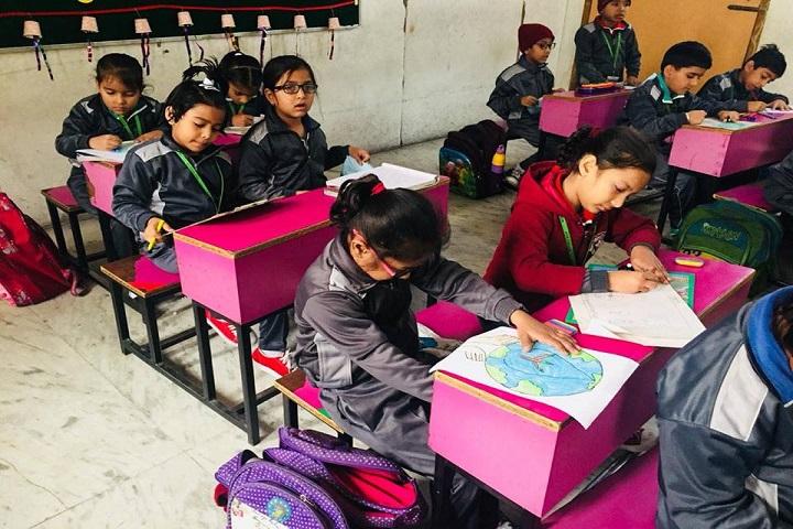 Kids Kingdom Convent School-Classroom
