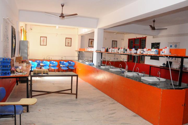 Kids Kingdom Convent School-Chemistry Lab